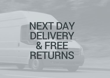 next day delivery & free returns