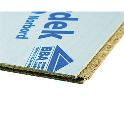 2400 x 600 x 22.0mm P5 chipboard T&G peel clean flooring