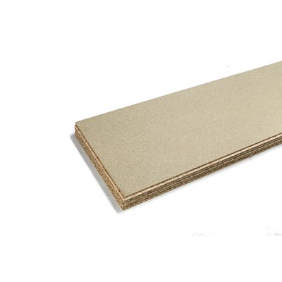 2400 x 600 x 22.0mm P5 chipboard T&G flooring