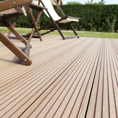 32 x 125 x 3600mm Pressure Treated Softwood Decking
