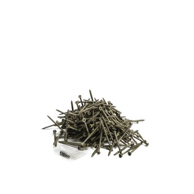 4.5mm x 65mm C2 Coated Decking Screws for External use (tub of 1000)