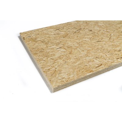 2440 x 1220 x 11.0mm (8' x 4') OSB type 3