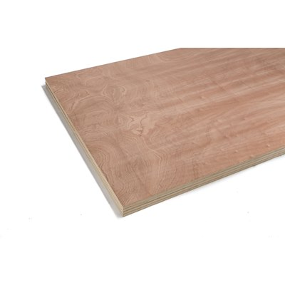 2440 x 1220 x 9.0mm hardwood plywood